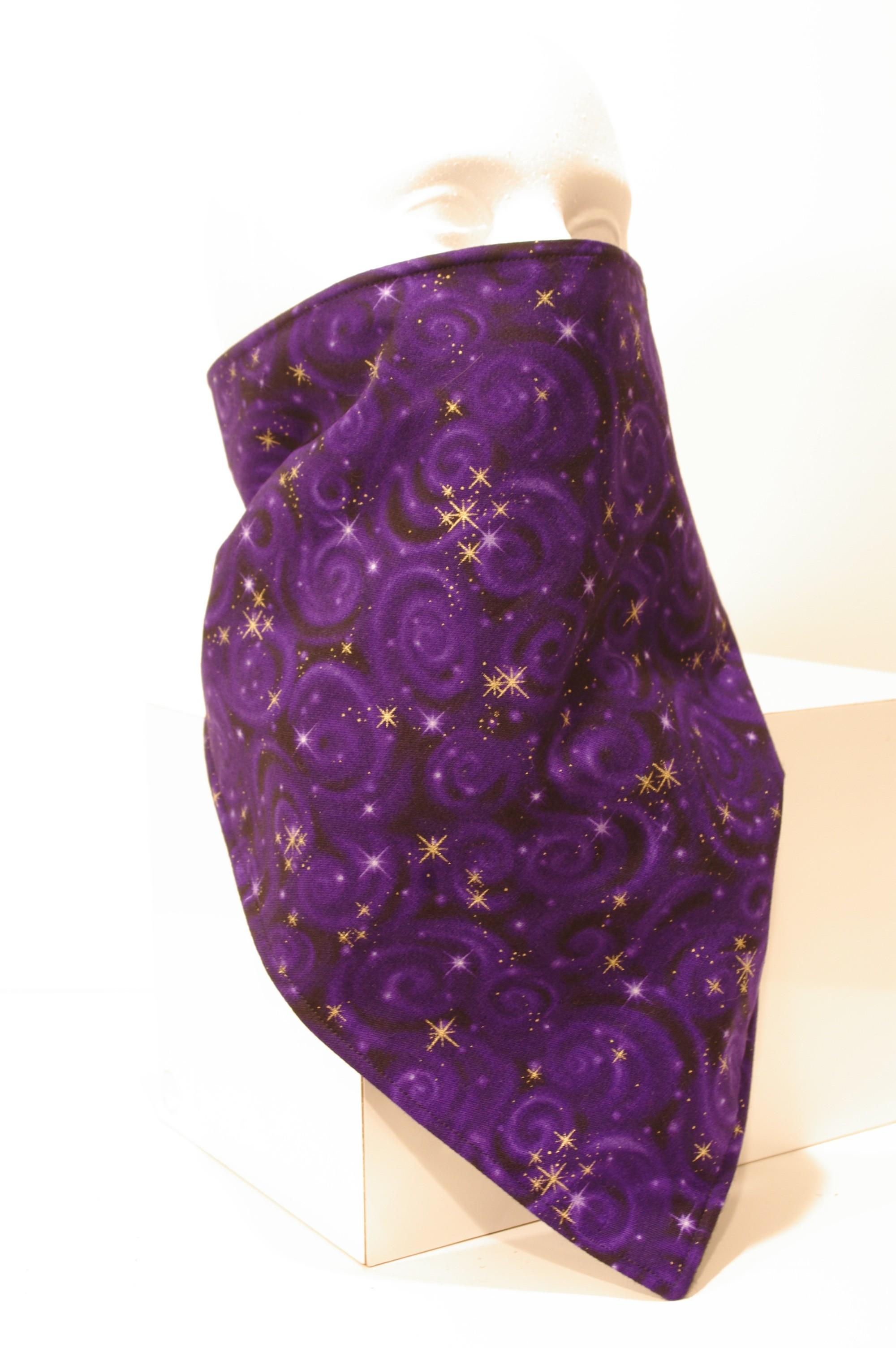 #057 Purple Galaxy