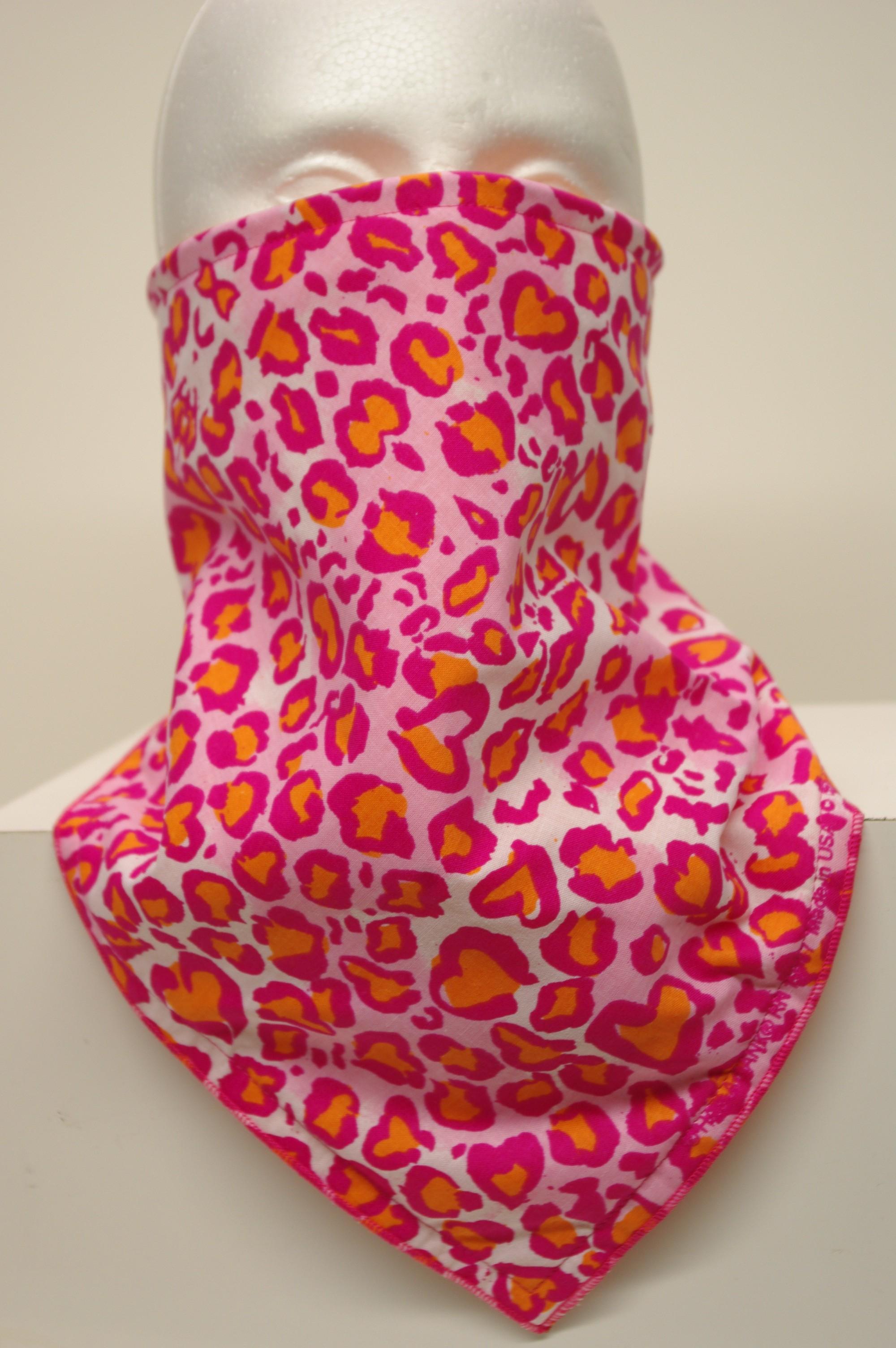 #241 Pink Leopard