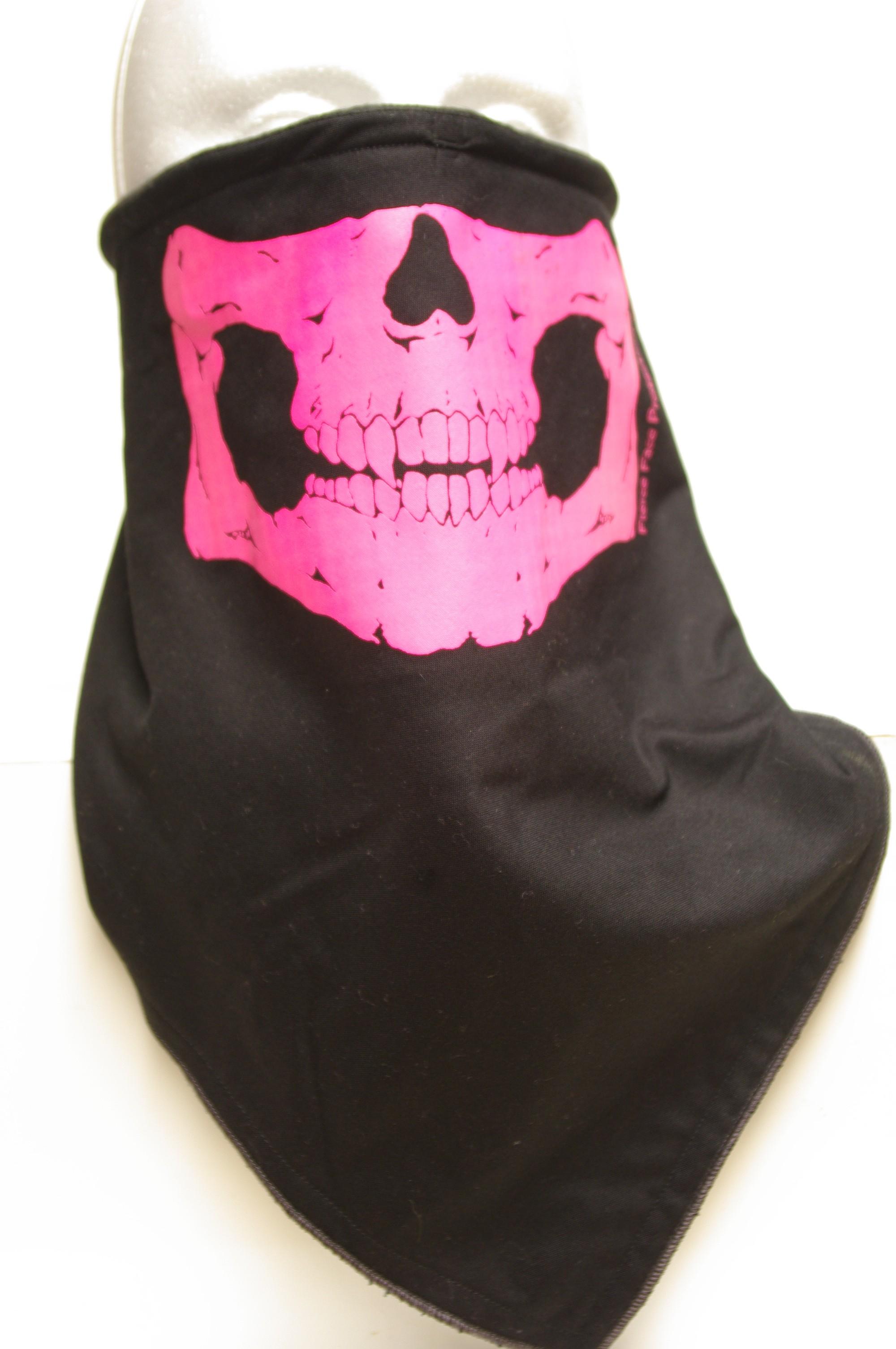 #243 Pink Skull Jaw