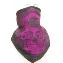 #266 Candy Skull Ride Purple