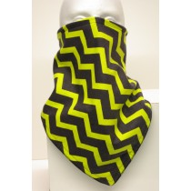 #248 Chevron Lime