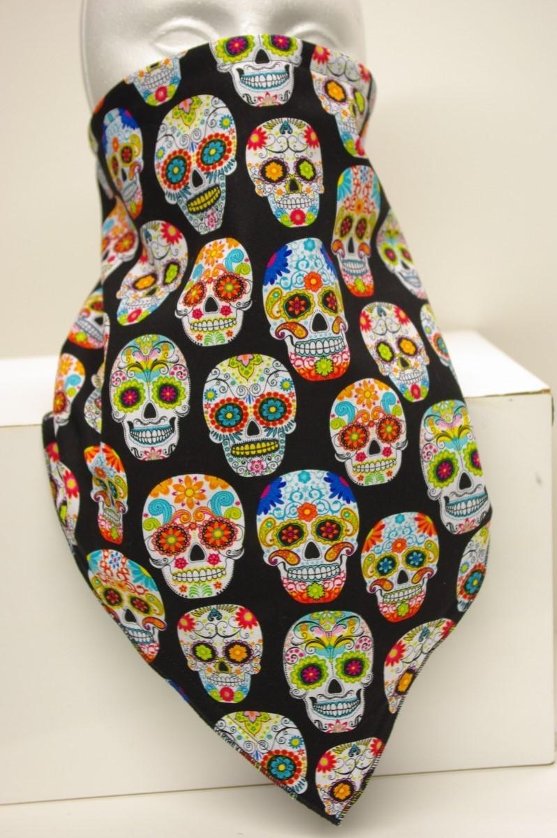 #267 Multi-colored Skulls