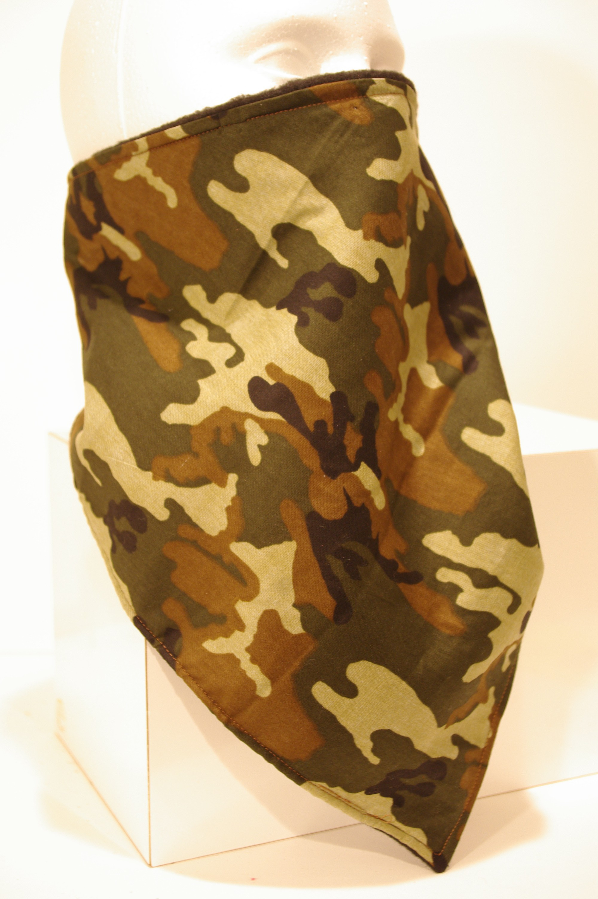 #005 Brown Camo banadana