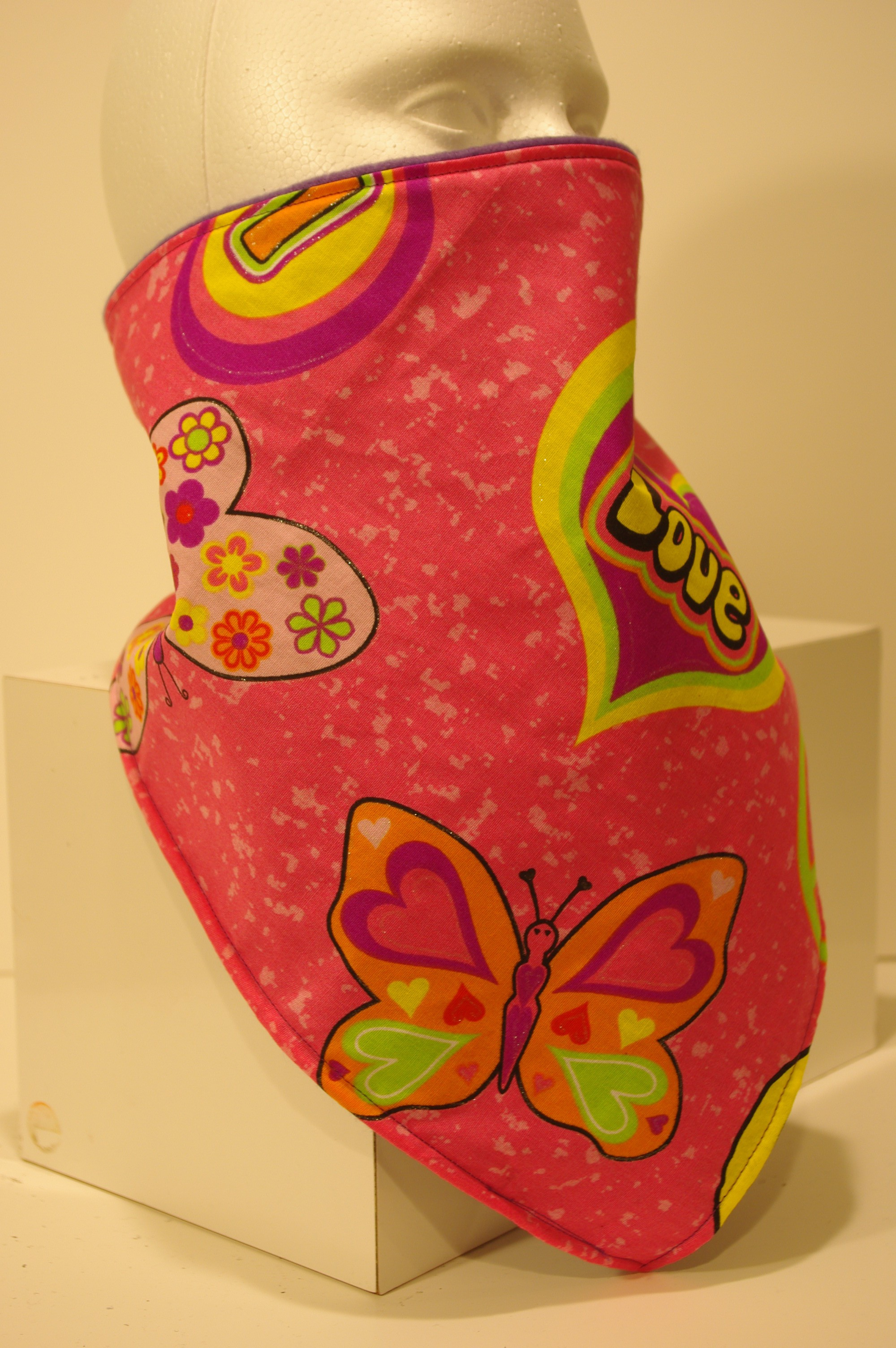 #110 Pink Love and Butterflies