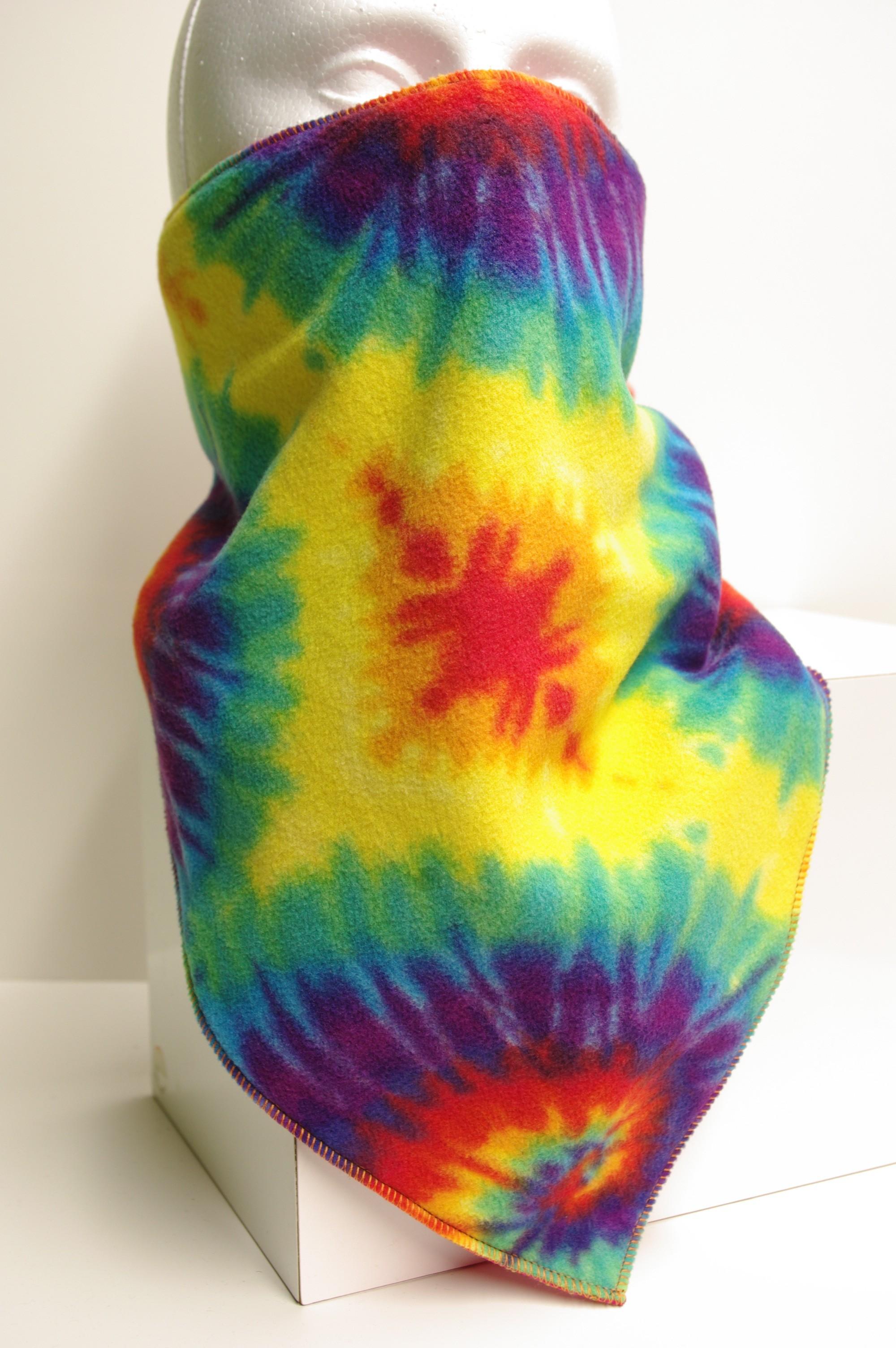 #223 Tie Dye Double Fleece