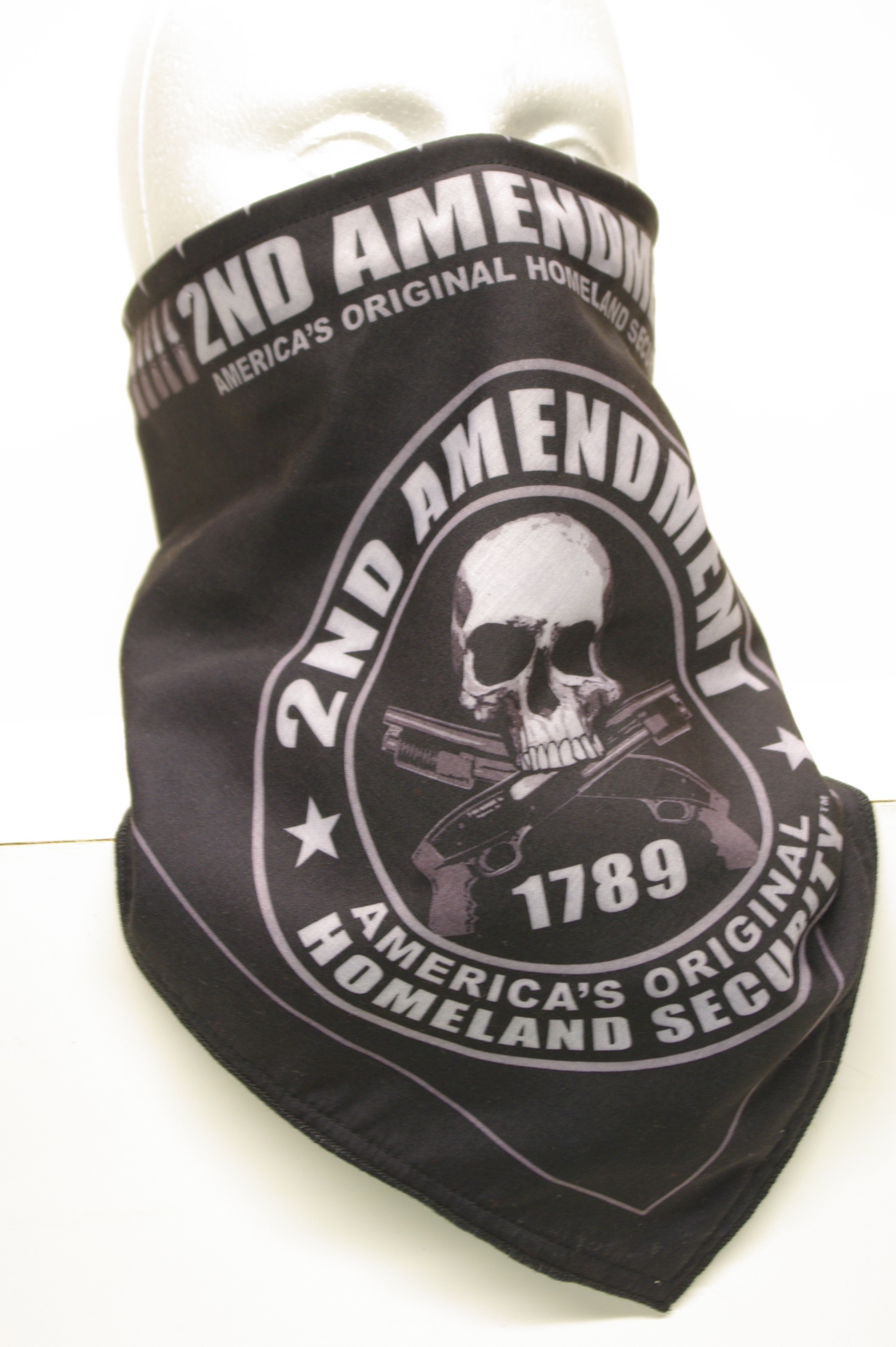 #260 2nd Amendment Word Banner