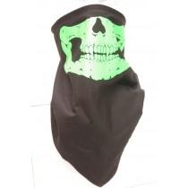 #273 Green Skull Jaw