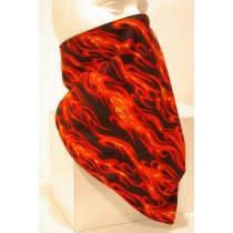 #008 Orange Flames